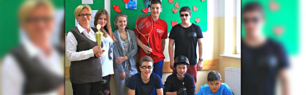 2014-15 - klasa 1 gimnazjum