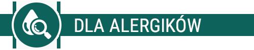 alergizujące składniki żywności