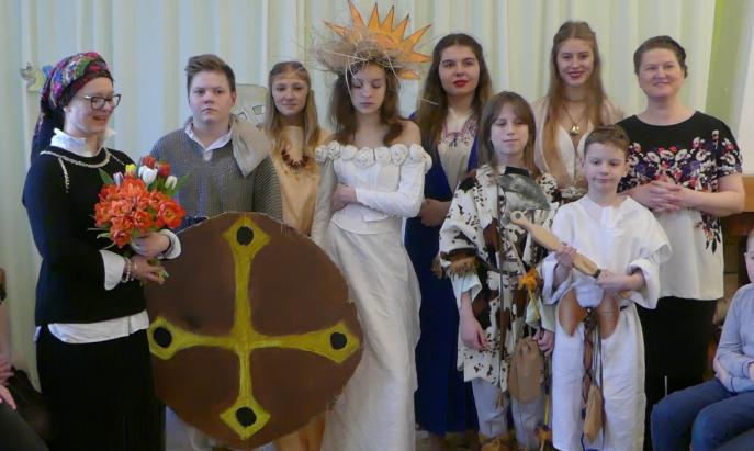 Słowiański Pokaz Mody i spotkanie Rotaract