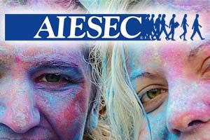 AIESEC Level up- World Talks 2016