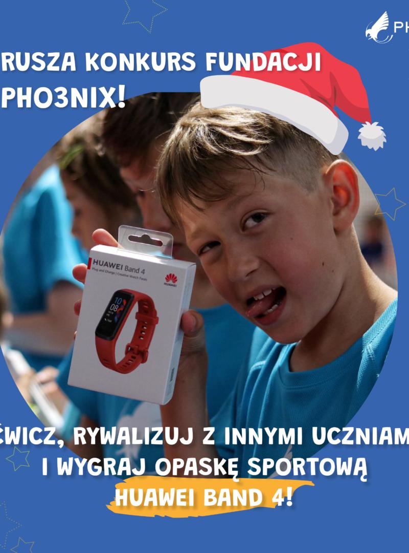 Fundacja Pho3nix zmotywowała nas do ruchu 28.01.2021 r.