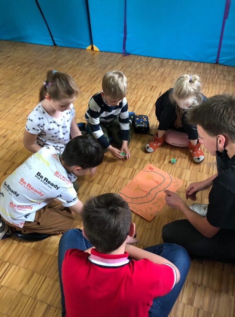 Warsztaty ekologiczne z okazji Dnia Dziecka 01.06.2021 r.