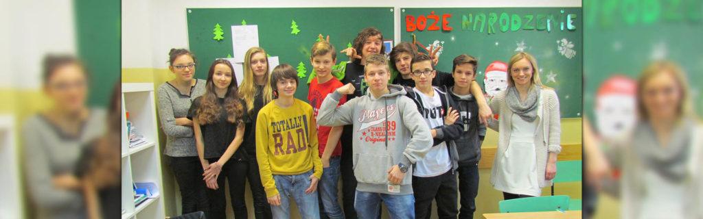 2014-15 klasa II gimnazjum